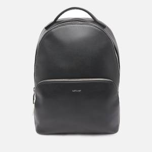 Matt & Nat Women's Loom Collection Caro Backpack - Black