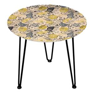 Decorsome Looney Tunes Wooden Side Table
