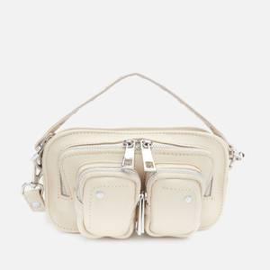 Núnoo Women's Helena Silky Cross Body Bag - Beige