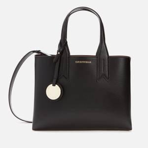 Emporio Armani Women's Frida Mini Tote Bag - Black