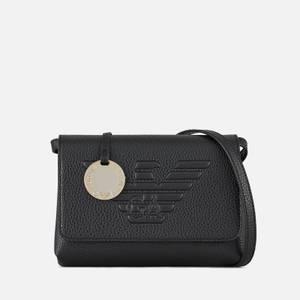 Emporio Armani Women's Roberta Cross Body Bag - Black
