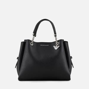 Emporio Armani Women's Annie Tote Bag - Black