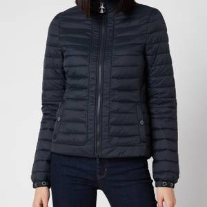 Barbour Women's Barbour Runkerry Quilt Coat - DK Navy