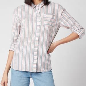 Barbour Women's Hollywell Shirt - Cloud