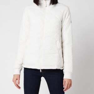 Barbour Women's Southport Quilt Jacket - Cloud/Grey Dawn