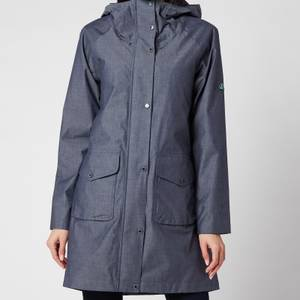 Barbour Women's Padstow Jacket - Chambray Marl/Navy