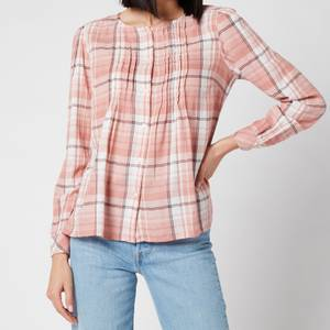Barbour Women's Barrier Top - Multi Check