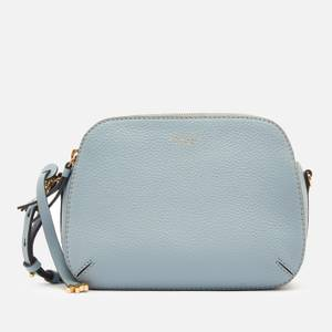 Radley Women's Dukes Place Medium Ziptop Cross Body Bag - Blue Heather
