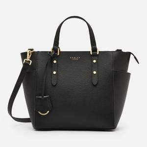 Radley Women's Silk Street Medium Ziptop Multiway Bag - Black
