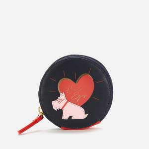 Radley Women's Kissing Booth Small Coin Purse - Ink