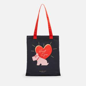 Radley Women's Kissing Booth Medium Tote Bag - Ink