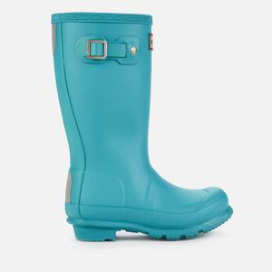 Hunter Original Kids' Wellington Boots - Blue Spruce