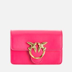 Pinko Women's Love Baby Icon Simply Shoulder Bag - Brilliant Pink
