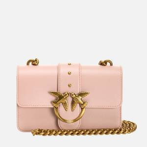 Pinko Women's Love Mini Icon Simply Shoulder Bag - Rose Dust Pink