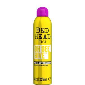 TIGI Bed Head Oh Bee Hive Volume and Matte Dry Shampoo 238ml