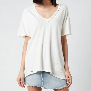 Free People Women's Joni T-Shirt - White