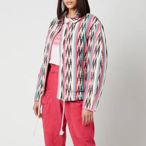 Isabel Marant Étoile Women's Iaustey Jacket - Ecru