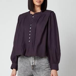Isabel Marant Étoile Women's Okina Shirt - Faded Night
