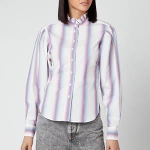 Isabel Marant Étoile Women's Jancis Shirt - Pink