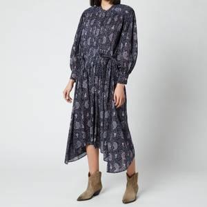 Isabel Marant Étoile Women's Ariana Midi Dress - Faded Night