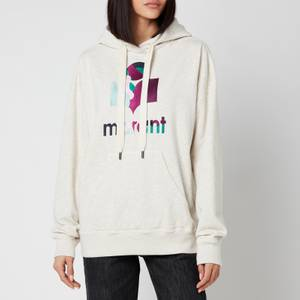Isabel Marant Étoile Women's Mansel Hooded Sweatshirt - Ecru