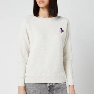 Isabel Marant Étoile Women's Millyp Sweatshirt - Ecru