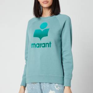 Isabel Marant Étoile Women's Milly Sweatshirt - Light Petrol