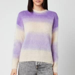 Isabel Marant Étoile Women's Drussell Jumper - Purple
