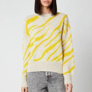 Isabel Marant Étoile Women's Genna Jumper - Yellow