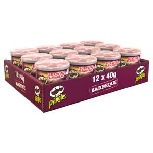 Pringles BBQ 12 x 40g
