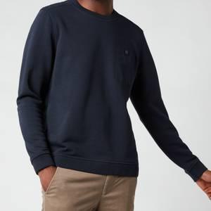 Ted Baker Men's Singer Crewneck Sweatshirt - Dark Navy