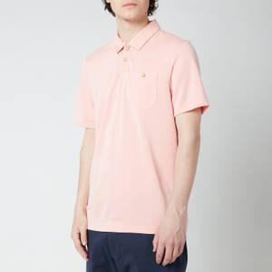 Ted Baker Men's Hawka Chest Pocket Polo Shirt - Orange