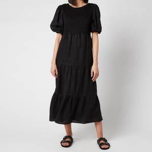 Faithful The Brand Women's Alberte Dress - Plain Black