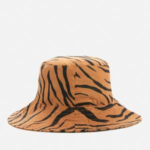 Faithful The Brand Women's Bettina Bucket Hat - Kenya Animal Print