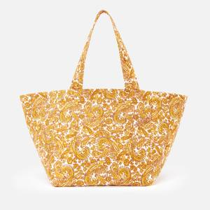 Faithful The Brand Women's Sorrentto Tote Bag - La Medina Paisley Print