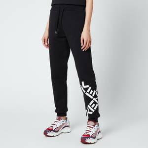 KENZO Women's Sport Classic Jogging Pants - Black