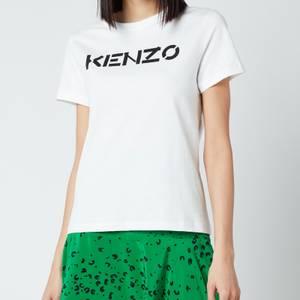 KENZO Women's Classic Tiger Classic T-Shirt - White