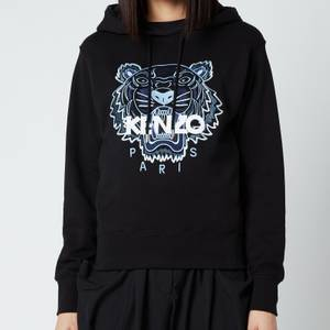 KENZO Women's Classic Tiger Classic Hoodie - Black