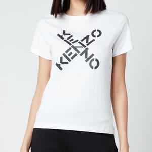 KENZO Women's Sport Classic T-Shirt - White