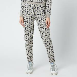 KENZO Women's Monogram Jogging Pants - Dove Grey
