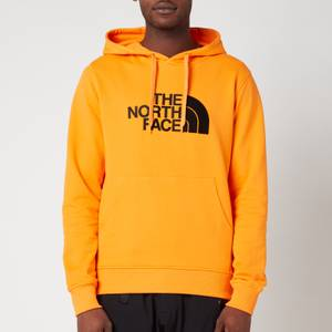 The North Face Men's Light Drew Peak Hoodie - Light Exuberance Orange