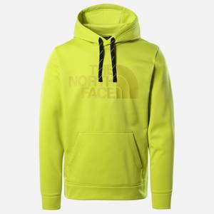 The North Face Men's Surgent Hoodie - Sulphur Spring/Green Heather
