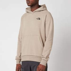 The North Face Men's Raglan Redbox Hoodie - Mineral Grey