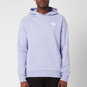 The North Face Men's Raglan Redbox Hoodie - Sweet Lavender