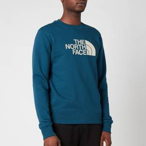 The North Face Men's Drew Peak Sweatshirt - Monterey Blue