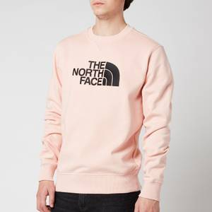 The North Face Men's Drew Peak Sweatshirt - Evening Sand Pink