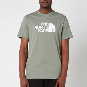 The North Face Men's Easy Eu Short Sleeve T-Shirt - Agave Green