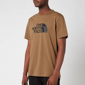 The North Face Men's Easy Eu Short Sleeve T-Shirt - Military Olive