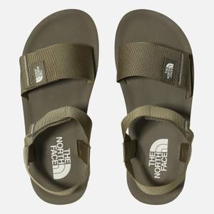 The North Face Skeena Sandles - Military Olive/Mineral Grey