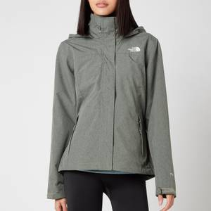 The North Face Women's Sangro Jacket - Agave Green/Dark Heather